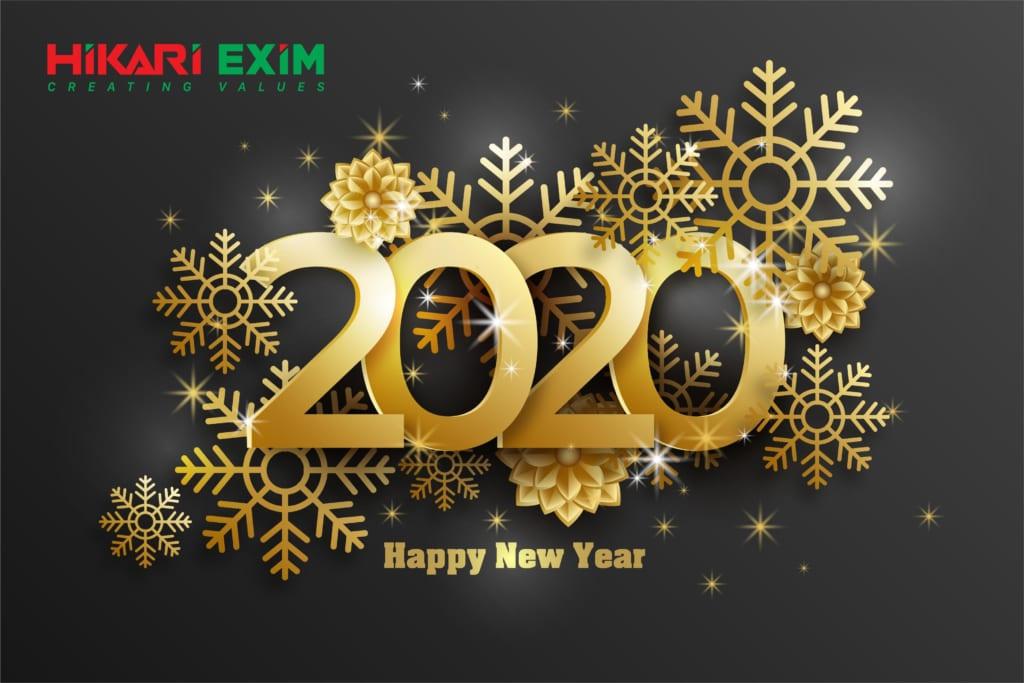 chúc mừng năm mới - happy new year 2020