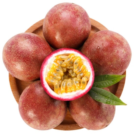 quả chanh leo - fruit- passion fruit