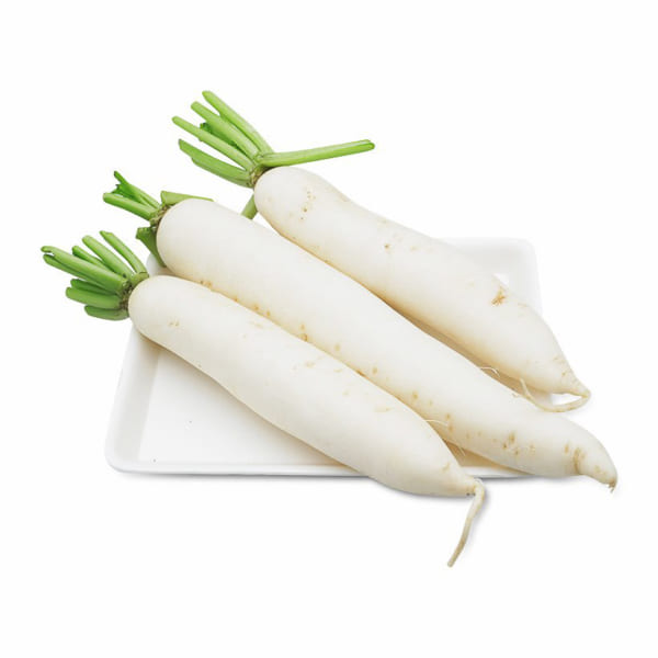 củ cải - radish