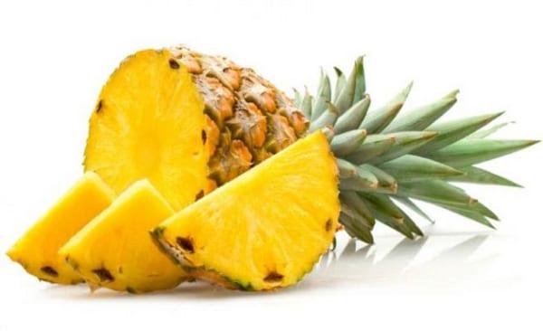 quả dứa - pineapple