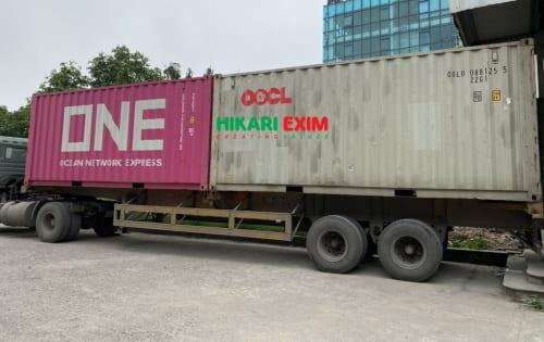 Hikari EXIM exported to Japan