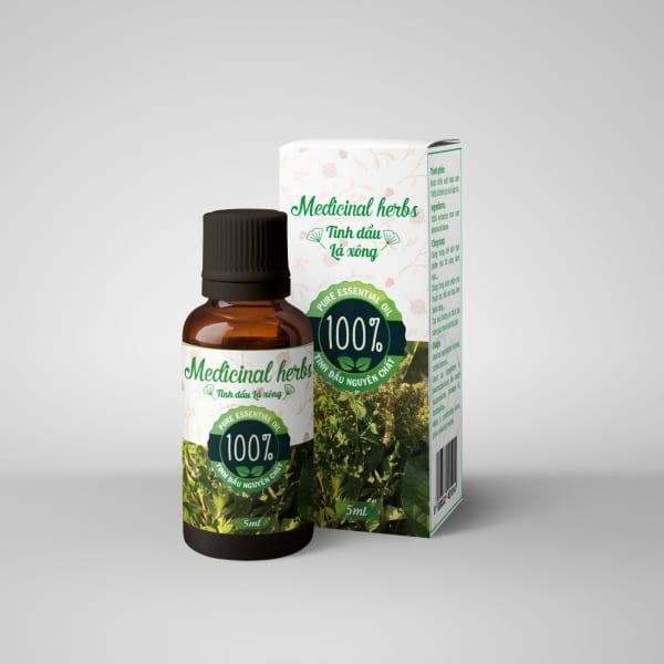 Tinh dầu Lá xông - Medicinal herbs