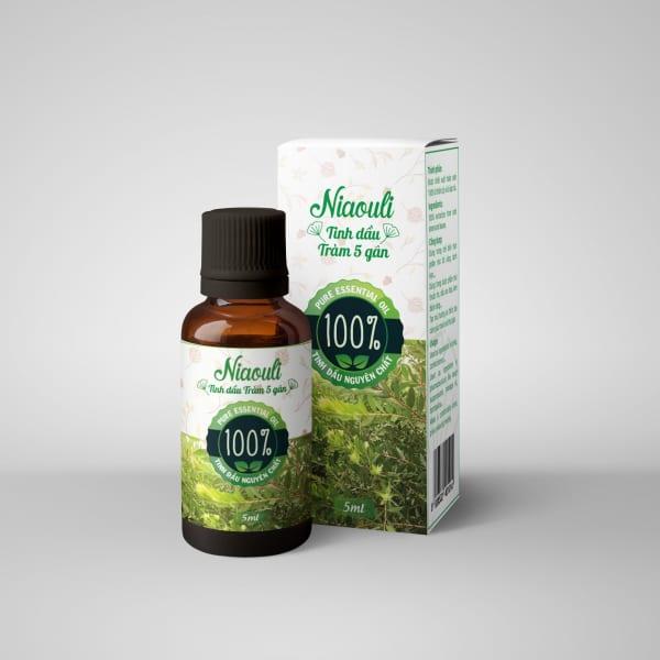 Tinh dầu Tràm 5 gân - Niaouli oil