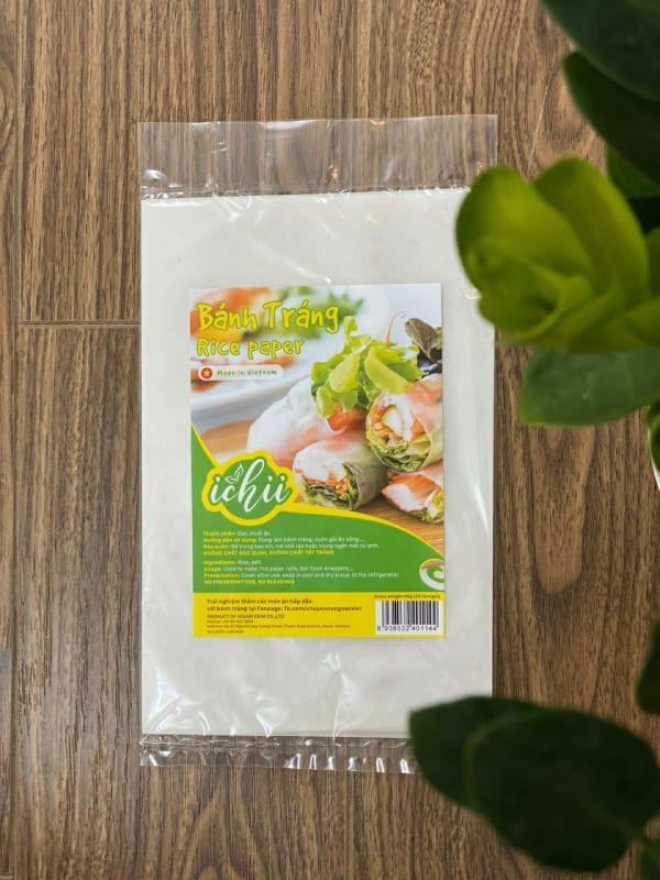 ichii rice paper roll