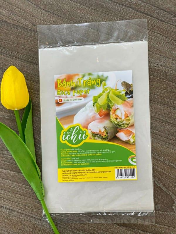 ichii rice paper