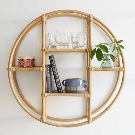Home decor rattan