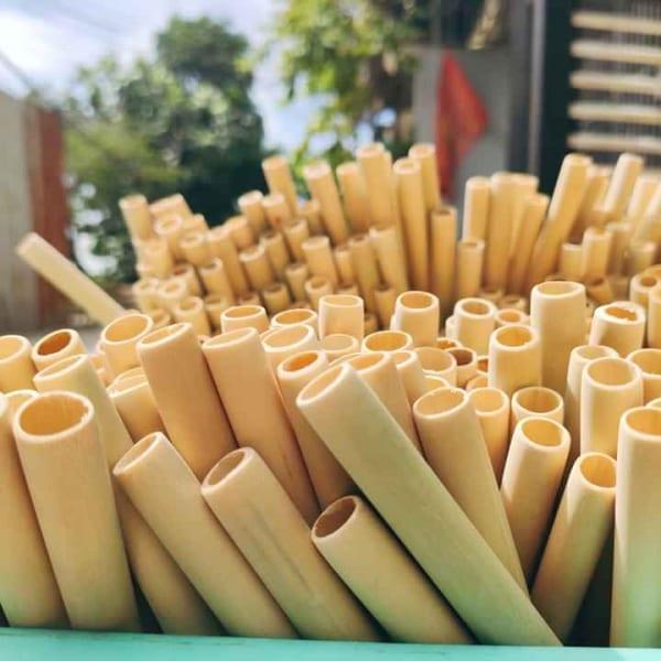 Vietnam bamboo straws