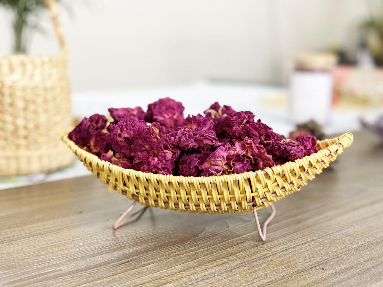 Trà hoa hồng chỉ dành cho người có guu